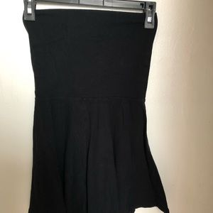 American Apparel strapless dress